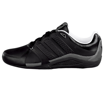 ADIDAS ACE DRIVER G20884 New BLACK LEATHER porche design MEN shoes sz 9 -11